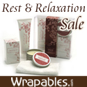 Rest & Relaxation Sale. Free Shipping!