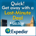 Expedia Coupons.  Last-minute trips for less!