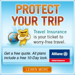 Protect Your Trip with Travel Insurance