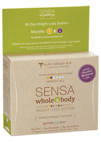 Sensa Weight-Loss System - A revolutionary way to lose weight - As Seen on TV!