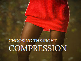 Choosing the right compression