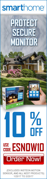 10% Off Coupon SmartHome