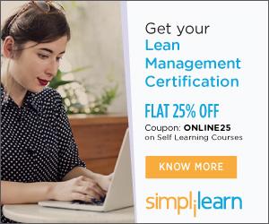 Lean Management Certification