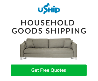 Household Goods U Shipping Quotes