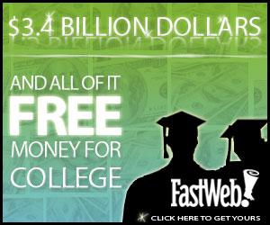 $3.4 Billion in Scholarships