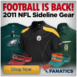Shop for your 2011 NFL Team Gear at Fanatics