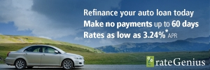 Refinance Your Vehicle Today