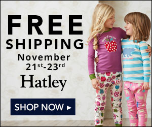 THIS WEEKEND ONLY! Nov 21- 23, Free Shipping site wide, No minimum.
