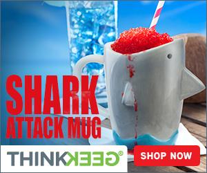 Shark Attack Mug!