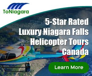 Niagara Falls Canada Helicopter Tours