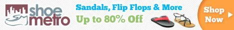 Sandals, Flip Flops & More