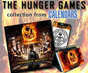 Shop Hunger Games Merchandise at Calendars.com