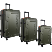 Timberland Boscawen- 3 Piece Hardside Spinner Luggage Set Now Only $201.47 Org. $1,080.00 Plus Free Shipping Use Promo Code TMBB