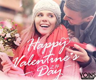Up to 70% off for Happy Valentine's day