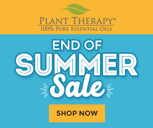 END OF SUMMER SALE: Get 15% Off Select Essential Oils, Hydrosols, and Aloe Jellies at Plant Therapy!