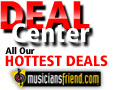The hottest Music Instrument Deals in the World!