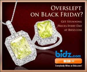 Bidz Jewelry Black Friday discounts