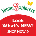 Look What's New at Young Explorers
