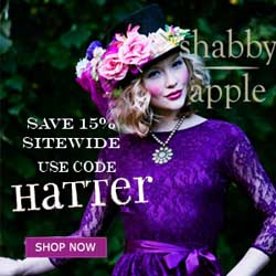 Save 15% Site Wide to Celebrate New MadHatter Line