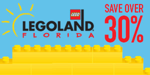 LEGOLAND Florida - Special Offer: Save 30% on Tickets!