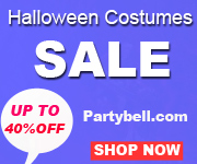 Buy Halloween costumes at lowest prices. Order now and save