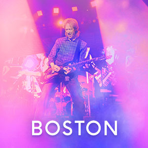 Boston The Band Tickets