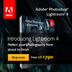 New Adobe Lightroom 3 image link to buy product