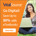 Save up to 70% on eTextbooks vs Print