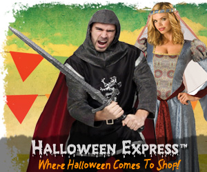 Halloween Express Coupon