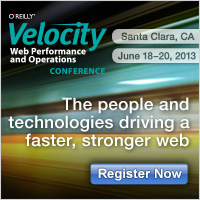 Register Now for Velocity Conference 2013