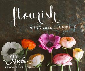Ruche Spring 2014 Lookbook
