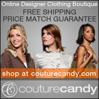 Free Shipping and Price Match at CoutureCandy.com