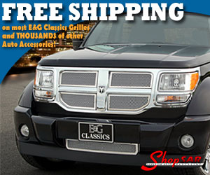 Free Shipping on most chrome grilles!