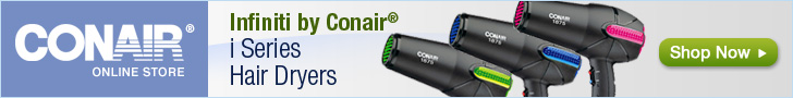 Shop The Conair® Online Store.