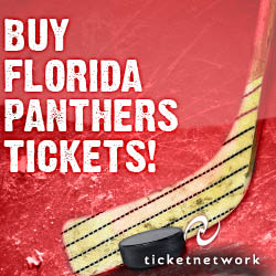 Buy Florida Panthers Tickets!