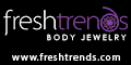 FreshTrends.com Body Jewelry