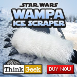 ThinkGeek Star Wars Wampa Ice Scraper