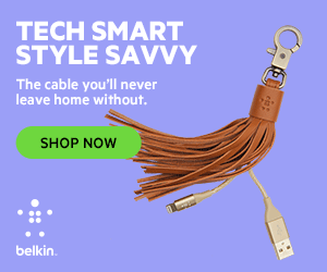 MixIt Fashion Charging Cable
