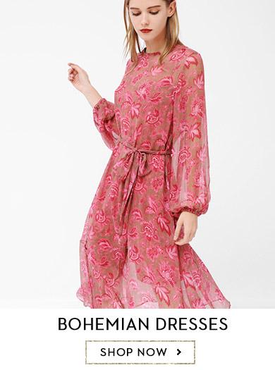 Bohemian Dresses, Women's Dresses, Free Shipping World Wide