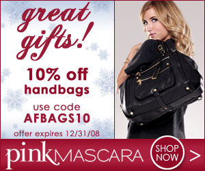 10% OFF Designer Handbags code=Afbags10