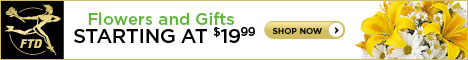 Summer Flowers and Gifts starting at $19.99