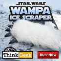 ThinkGeek Star Wars Wampa Ice Scraper