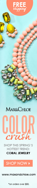 Spring Jewelry at Max and Chloe