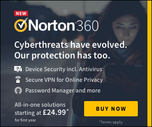 Norton360 by Symantec 300x250