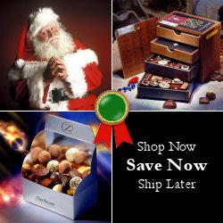 Fine Christmas Chocolates
