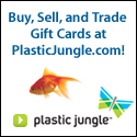 Buy, Sell, & Trade Gift Cards at PlasticJungle.com