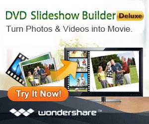 Wondershare DVD Slideshows Builder