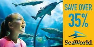 SeaWorld Orlando - Save Over 35% on Tickets!