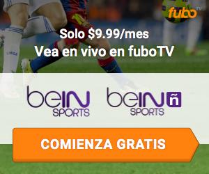 partidos de futbol online con fubotv