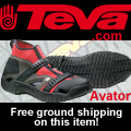 Teva Footwear--Gear designed for the elements.